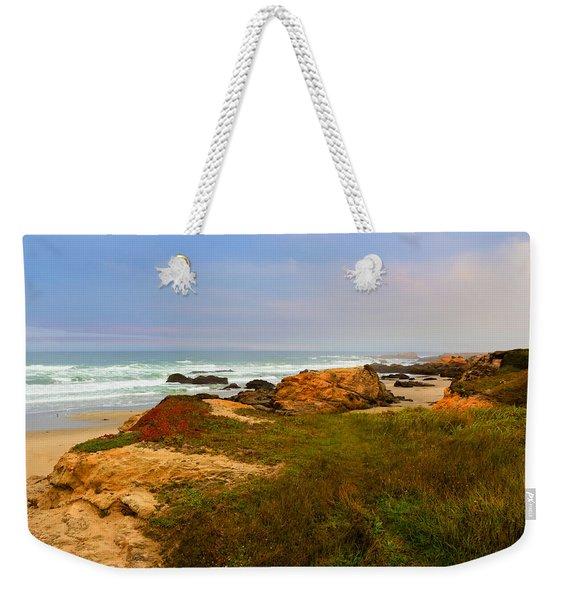 Morning Solitude Weekender Tote Bag