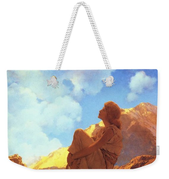 Morning Spring Weekender Tote Bag