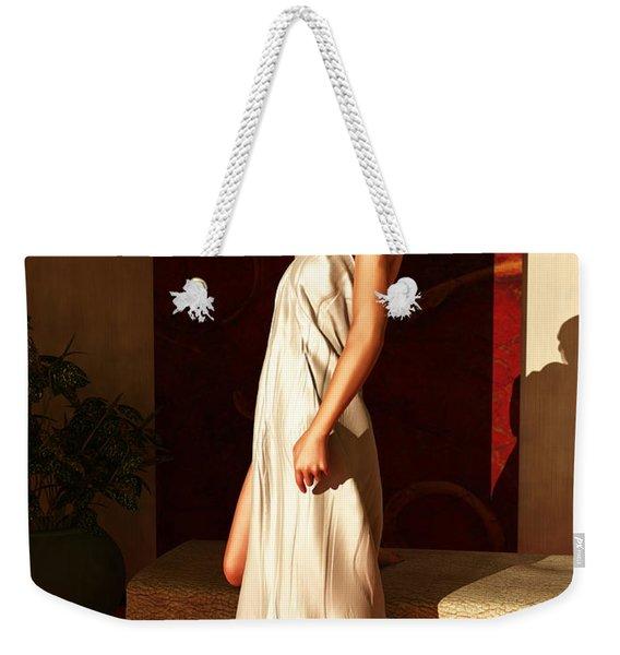 Morninglight Weekender Tote Bag