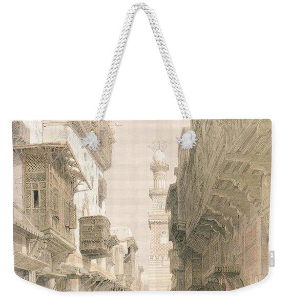 Mosque El Mooristan Weekender Tote Bag