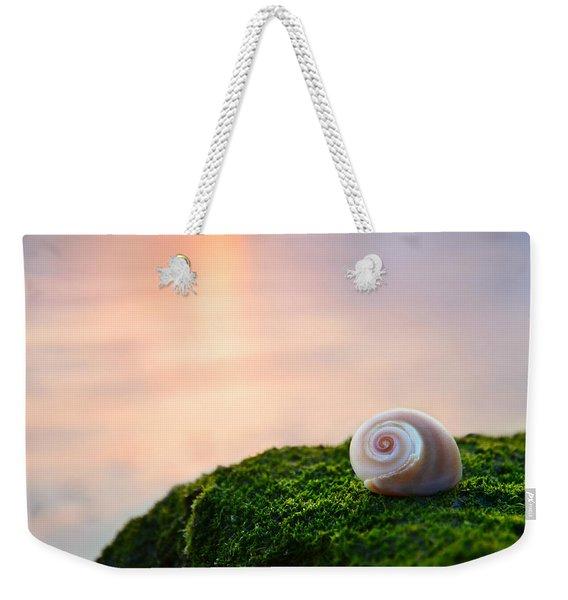 By The Sea Weekender Tote Bag