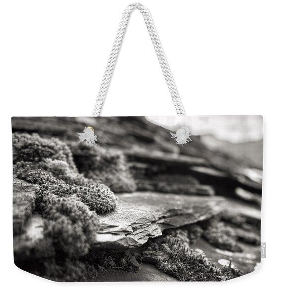Moss In Jance Weekender Tote Bag