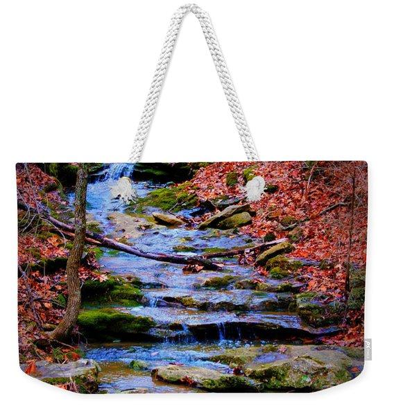 Mossy Creek Weekender Tote Bag