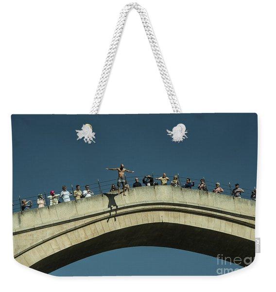 Mostar Jumper  Weekender Tote Bag