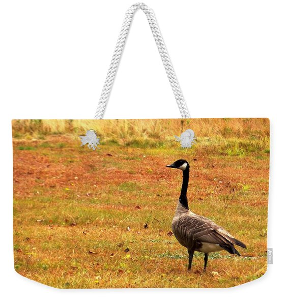 Mother Goose Fall Foliage Tours Weekender Tote Bag
