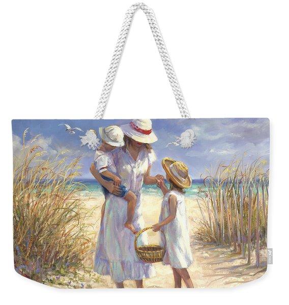 Mothers Day Beach Weekender Tote Bag