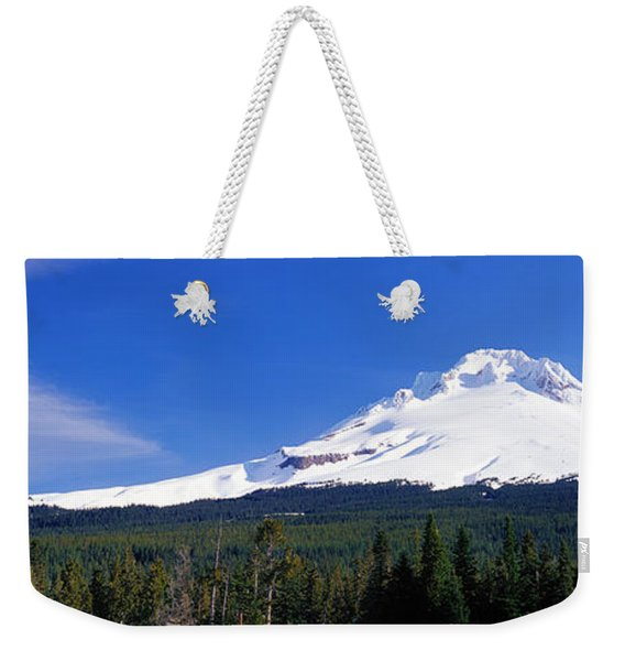 Mount Hood Or Usa Weekender Tote Bag