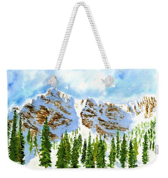 Mount Ogden Weekender Tote Bag