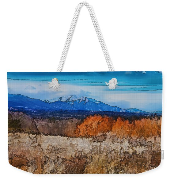 Mount Princeton Weekender Tote Bag