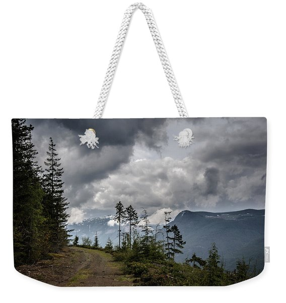 Mountain High Back Roads Weekender Tote Bag