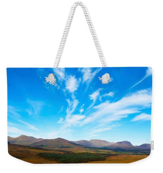Mountain Views Of The Macgillicuddys Weekender Tote Bag