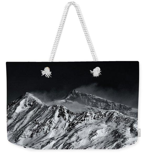 Mountainscape N. 5 Weekender Tote Bag