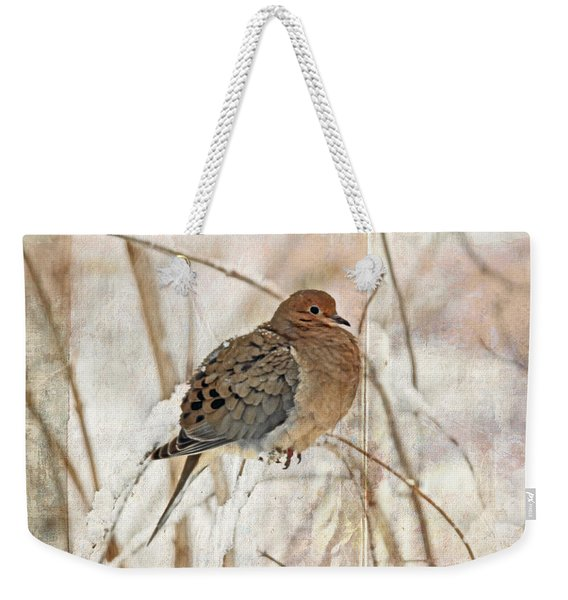 Mourning Dove - Sing No Sad Song For Me #1 Weekender Tote Bag