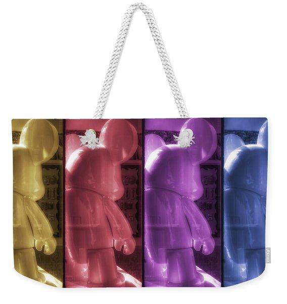 Mouse X4 Weekender Tote Bag