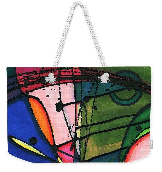 Mr.g Torso Weekender Tote Bag