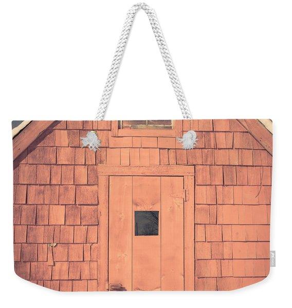 Mt. Cube Sugar Shack Orford New Hampshire Weekender Tote Bag