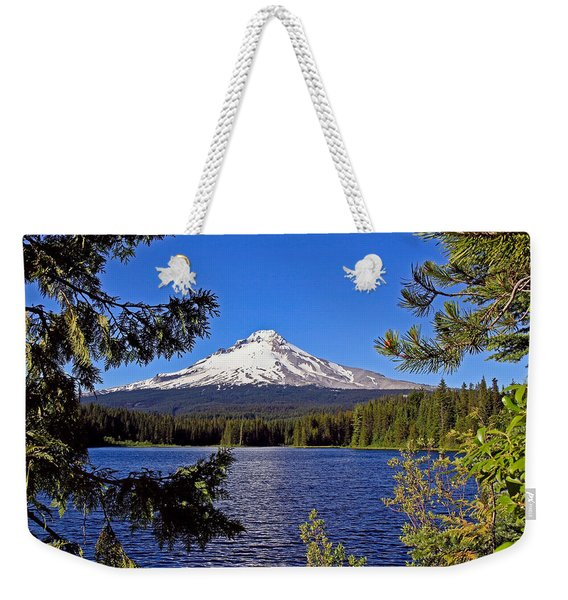 Trillium Lake II Weekender Tote Bag