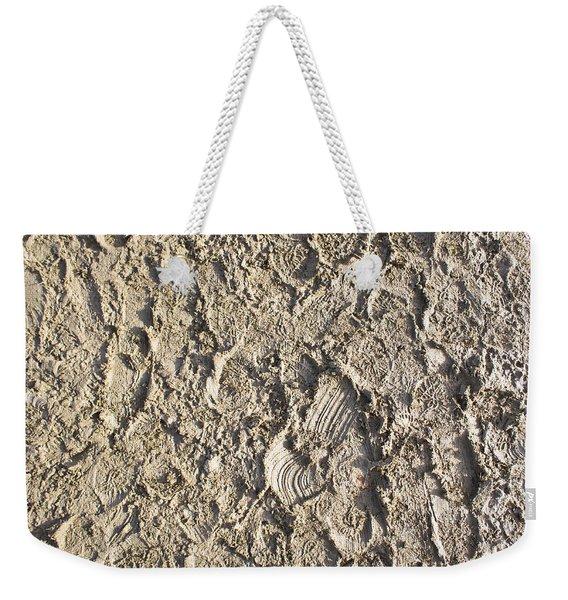 Mud Detail Weekender Tote Bag
