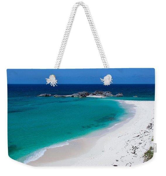 Mudjin Harbour Weekender Tote Bag