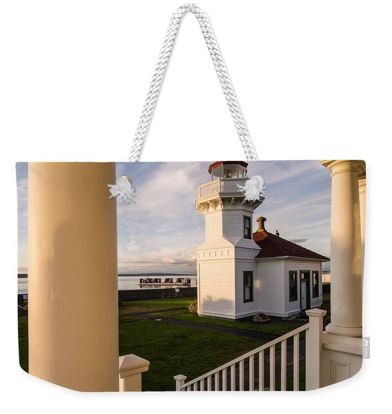 Mukilteo Lighthouse  Weekender Tote Bag