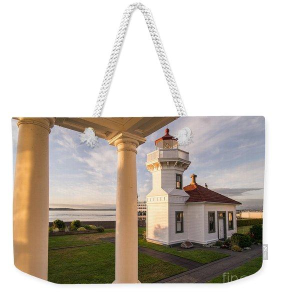 Mukilteo Lighthouse 3 Weekender Tote Bag