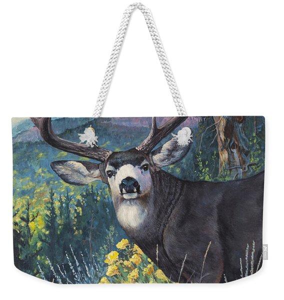 Mulie Storm Weekender Tote Bag