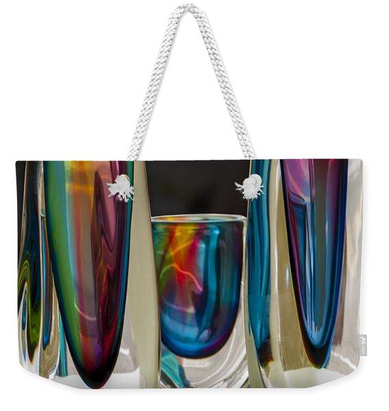 Multiplicity Weekender Tote Bag