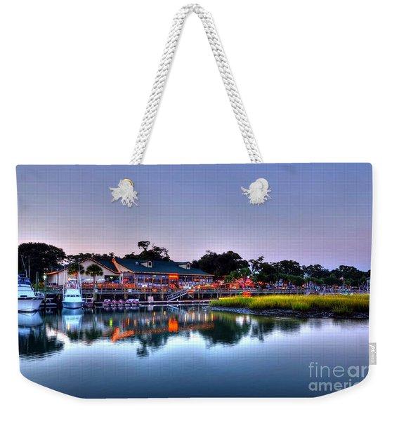 Murrells Inlet Evening Weekender Tote Bag