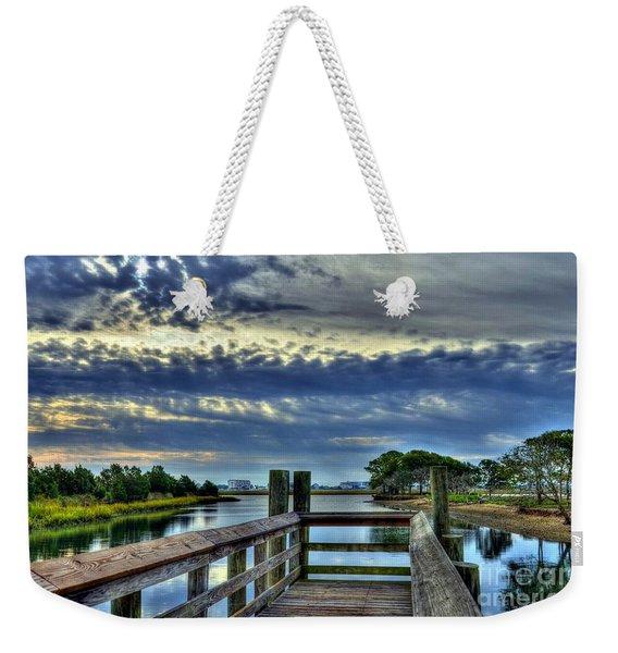 Murrells Inlet Morning 2 Weekender Tote Bag