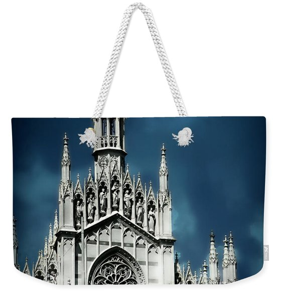 Museo Delle Anime Dei Defunti Weekender Tote Bag
