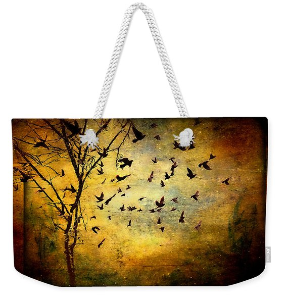 Musicisti Dell'aria Weekender Tote Bag