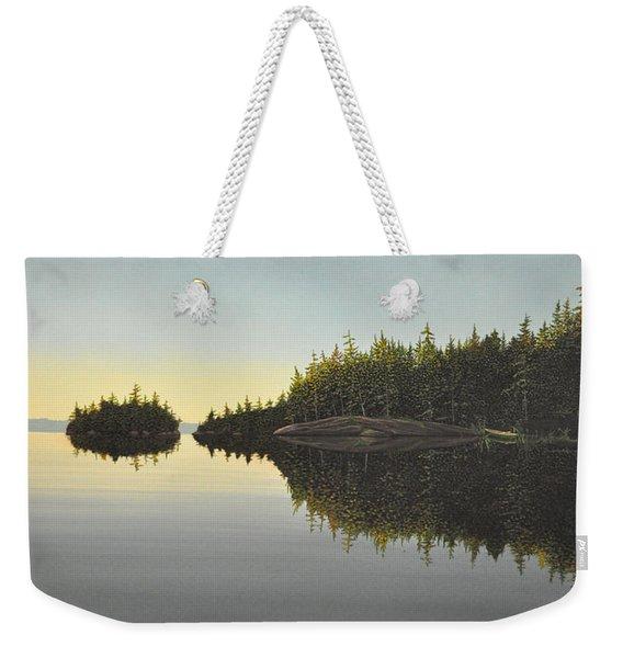 Muskoka Solitude Weekender Tote Bag