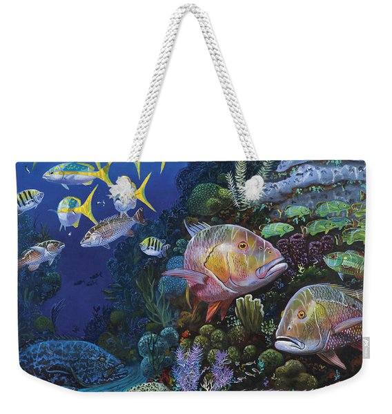 Mutton Reef Re002 Weekender Tote Bag