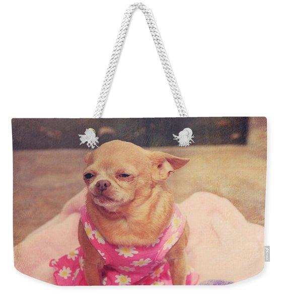 My Baby Weekender Tote Bag