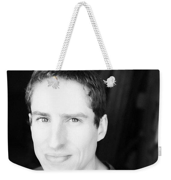 My Brother, Bruce Weekender Tote Bag