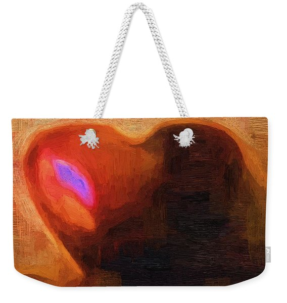 My Foolish Heart Weekender Tote Bag