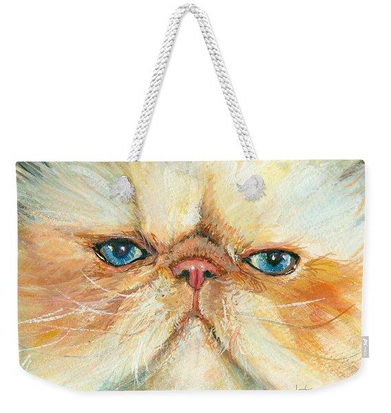 My Happy Face Weekender Tote Bag