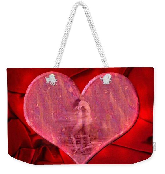 My Heart's Desire 2 Weekender Tote Bag