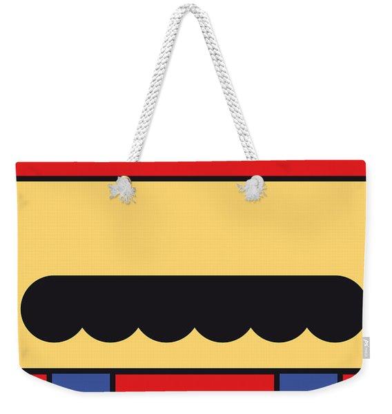 My Mariobros Fig 01 Minimal Poster Weekender Tote Bag