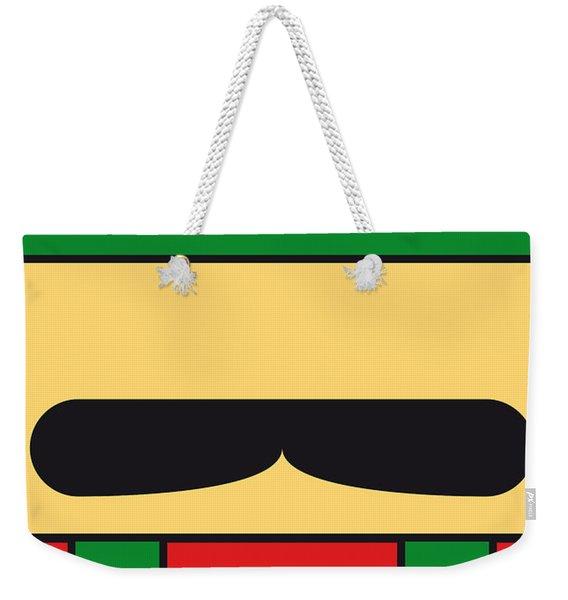 My Mariobros Fig 02 Minimal Poster Weekender Tote Bag