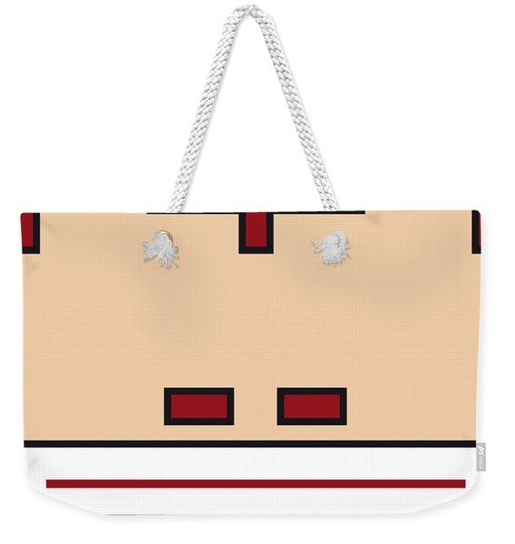 My Mariobros Fig 03 Minimal Poster Weekender Tote Bag