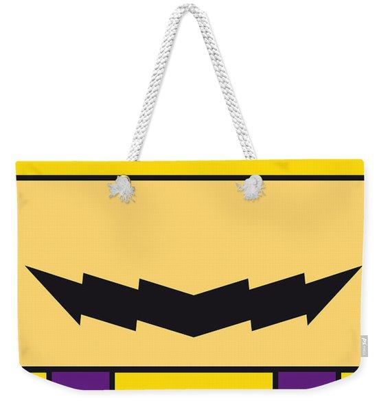 My Mariobros Fig 04 Minimal Poster Weekender Tote Bag