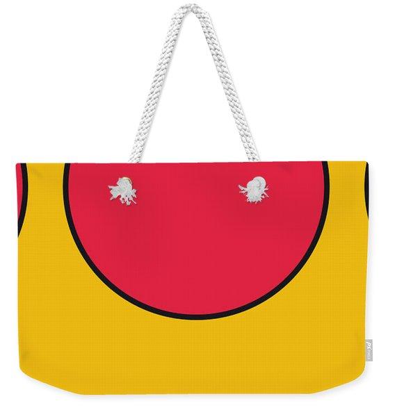 My Mariobros Fig 05c Minimal Poster Weekender Tote Bag