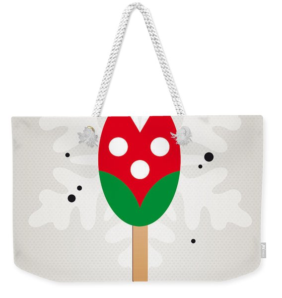 My Nintendo Ice Pop - Piranha Plant Weekender Tote Bag