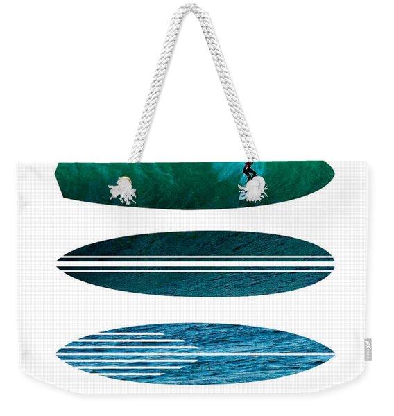 My Surfspots Poster-3-punta De Lobos-chile Weekender Tote Bag