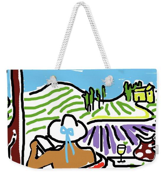 My Tuscany Dream 2 Weekender Tote Bag