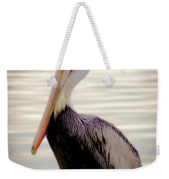 My Visitor Weekender Tote Bag