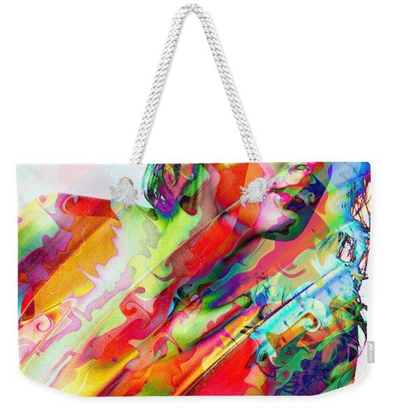 Myriad Of Colors Weekender Tote Bag