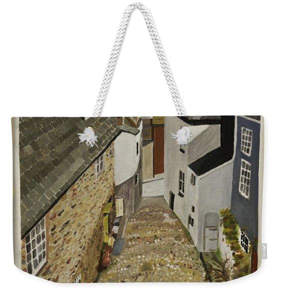 Myrtle Cottage View Weekender Tote Bag
