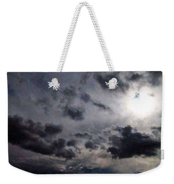 Mystery Of The Sky Weekender Tote Bag